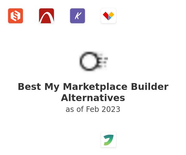 Best My Marketplace Builder Alternatives