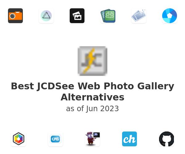 Best JCDSee Web Photo Gallery Alternatives