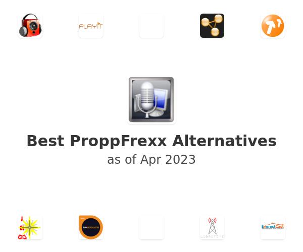 Best ProppFrexx Alternatives