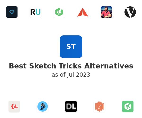 Best Sketch Tricks Alternatives