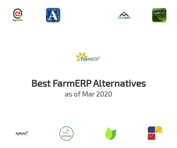 Best FarmERP Alternatives