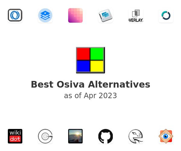 Best Osiva Alternatives