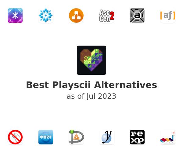 Best Playscii Alternatives