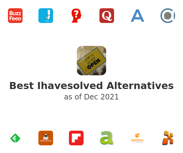 Best Ihavesolved Alternatives
