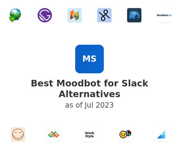 Best Moodbot for Slack Alternatives
