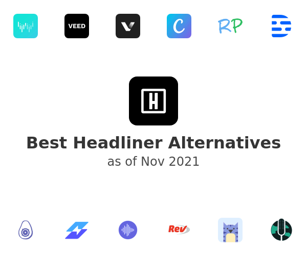 Best Headliner Alternatives