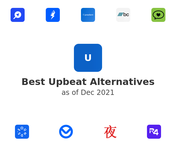 Best Upbeat Alternatives