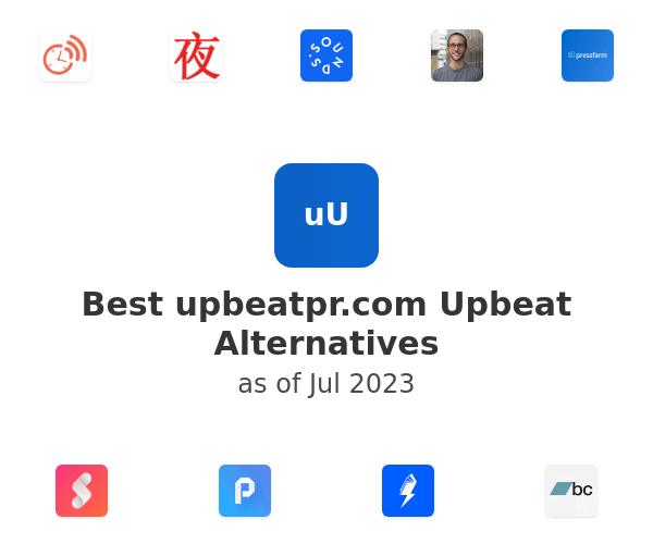 Best Upbeat Alternatives