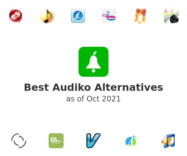 Best Audiko Alternatives