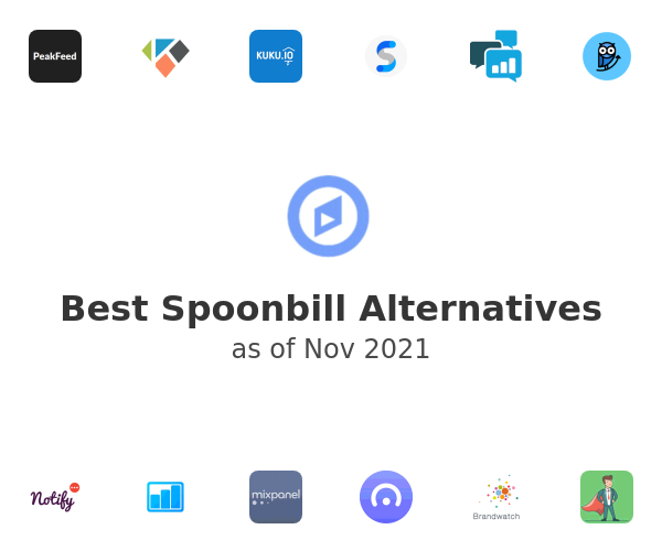 Best Spoonbill Alternatives