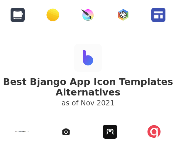 Best Bjango App Icon Templates Alternatives