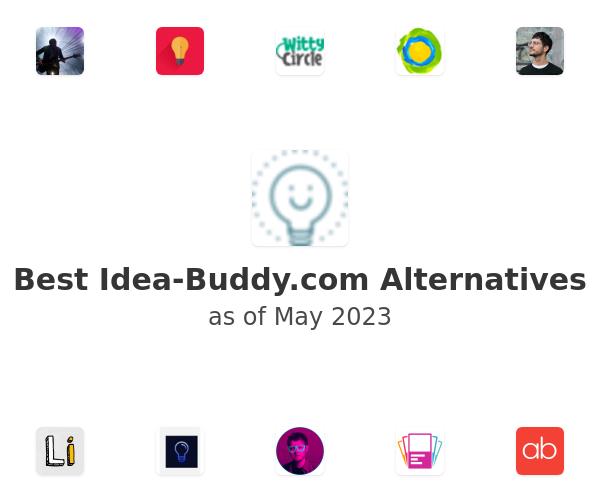 Best Idea-Buddy.com Alternatives