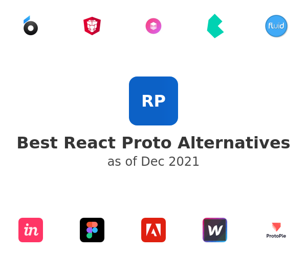 Best React Proto Alternatives
