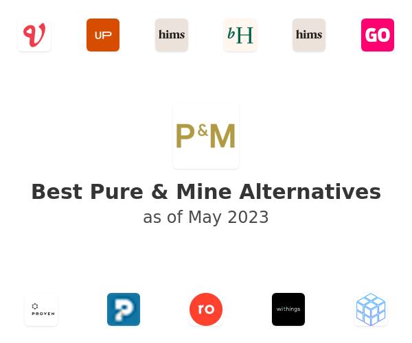 Best Pure & Mine Alternatives