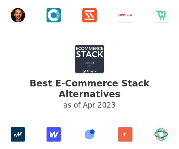 Best E-Commerce Stack Alternatives