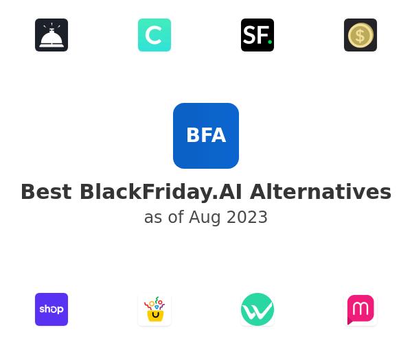 Best BlackFriday.AI Alternatives