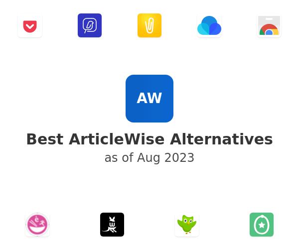 Best ArticleWise Alternatives