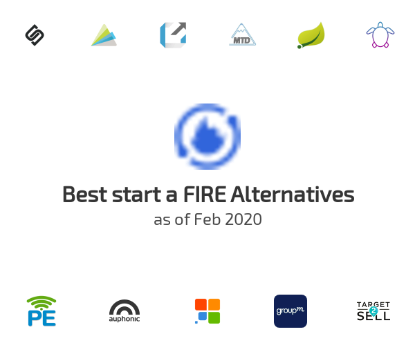 Best start a FIRE Alternatives
