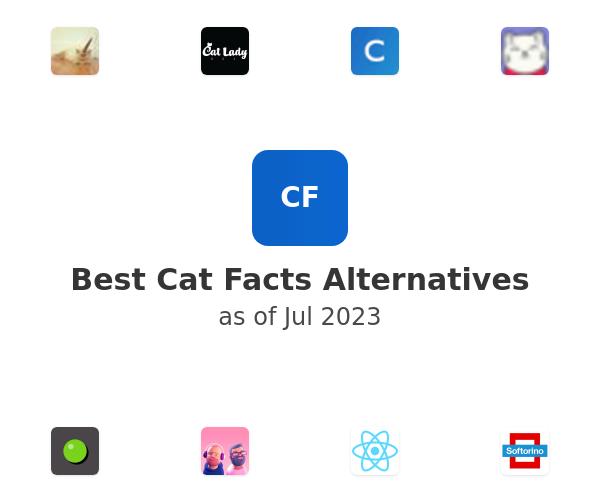 Best Cat Facts Alternatives
