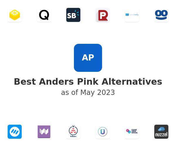 Best Anders Pink Alternatives