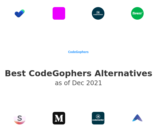 Best CodeGophers Alternatives