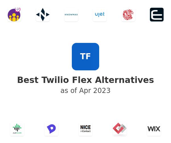 Best Twilio Flex Alternatives