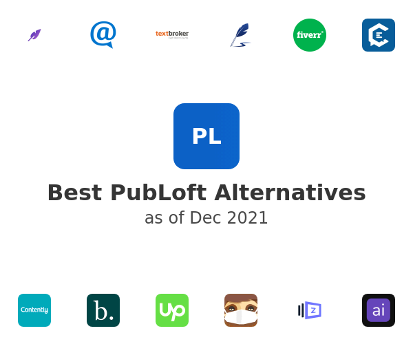 Best PubLoft Alternatives