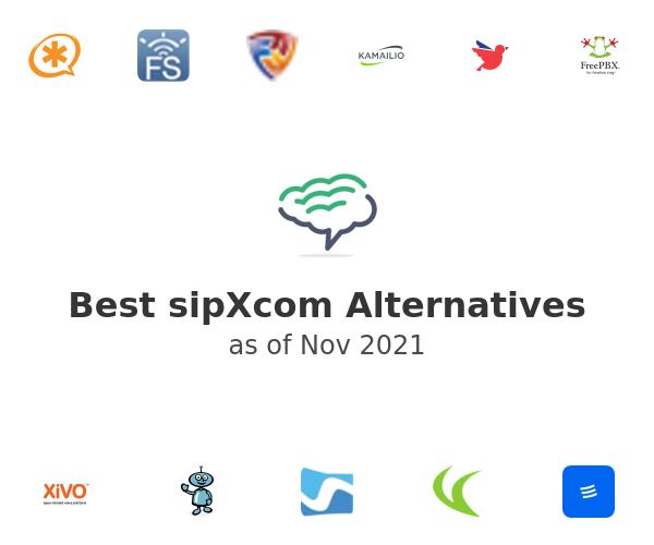 Best sipXcom Alternatives