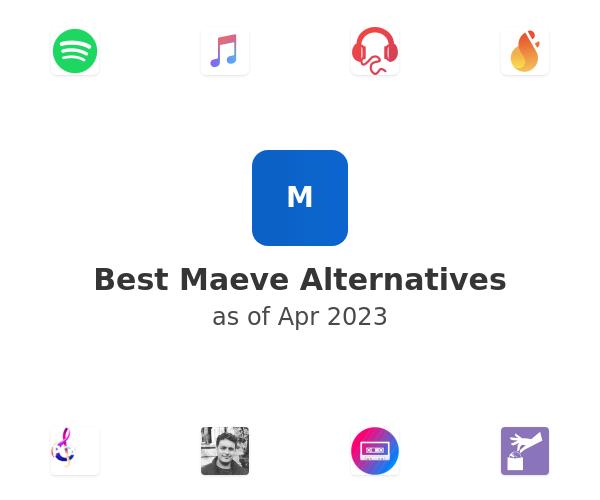 Best Maeve Alternatives