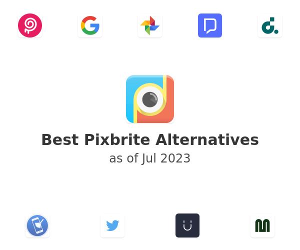 Best Pixbrite Alternatives
