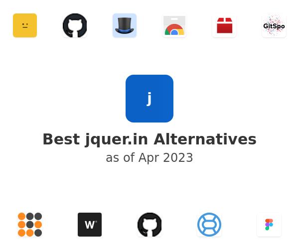 Best jquer.in Alternatives