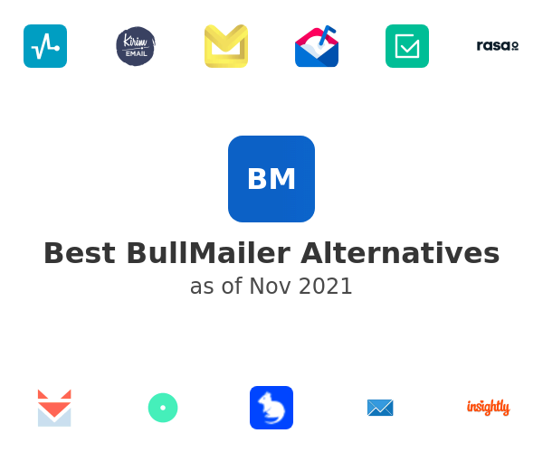 Best BullMailer Alternatives
