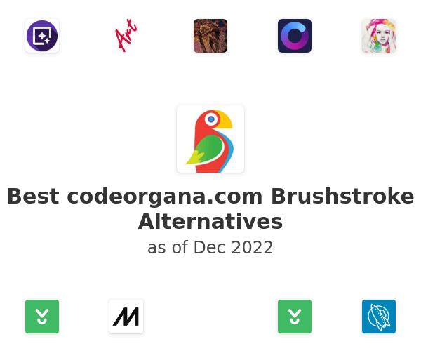 Best Brushstroke Alternatives