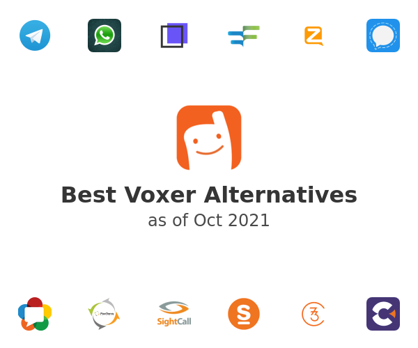 Best Voxer Alternatives