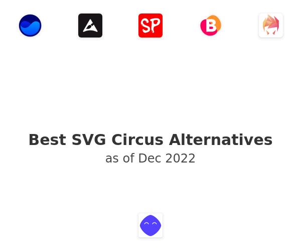 Best SVG Circus Alternatives