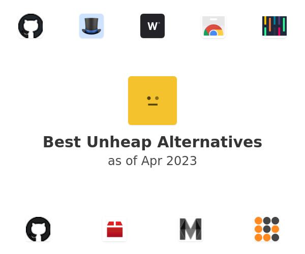 Best Unheap Alternatives