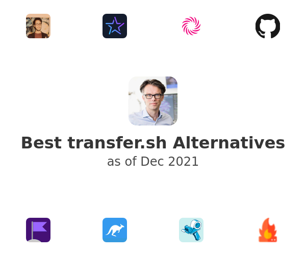 Best transfer.sh Alternatives