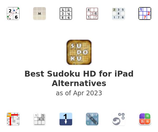 Best Sudoku HD for iPad Alternatives