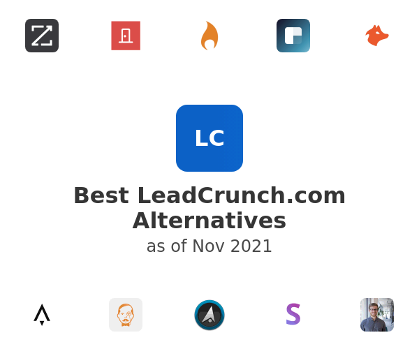Best LeadCrunch.com Alternatives