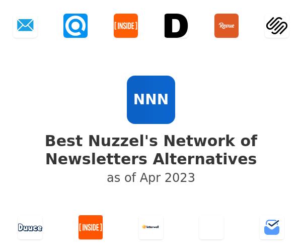 Best Nuzzel's Network of Newsletters Alternatives
