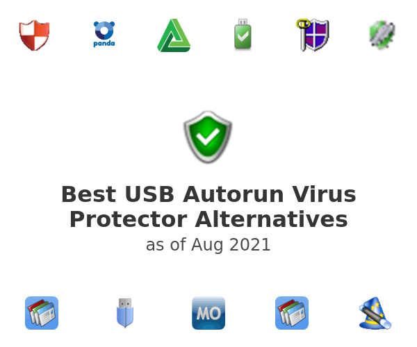 Best USB Autorun Virus Protector Alternatives