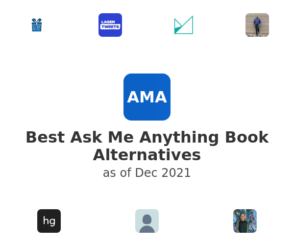 Best Ask Me Anything Book Alternatives