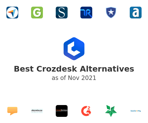 Best Crozdesk Alternatives