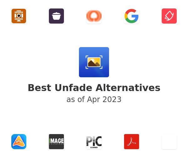 Best Unfade Alternatives