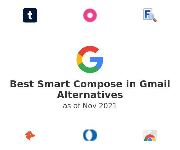 Best Smart Compose in Gmail Alternatives
