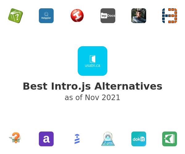 Best Intro.js Alternatives