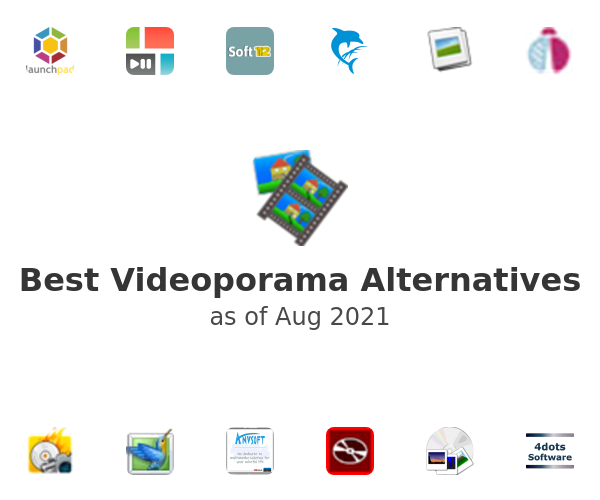 Best Videoporama Alternatives