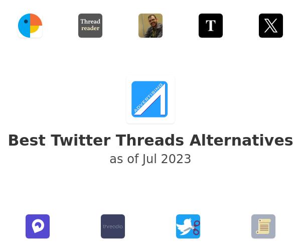 Best Twitter Threads Alternatives