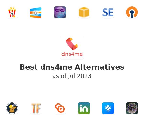 Best dns4me Alternatives