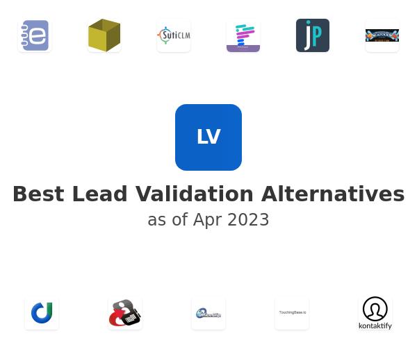 Best Lead Validation Alternatives